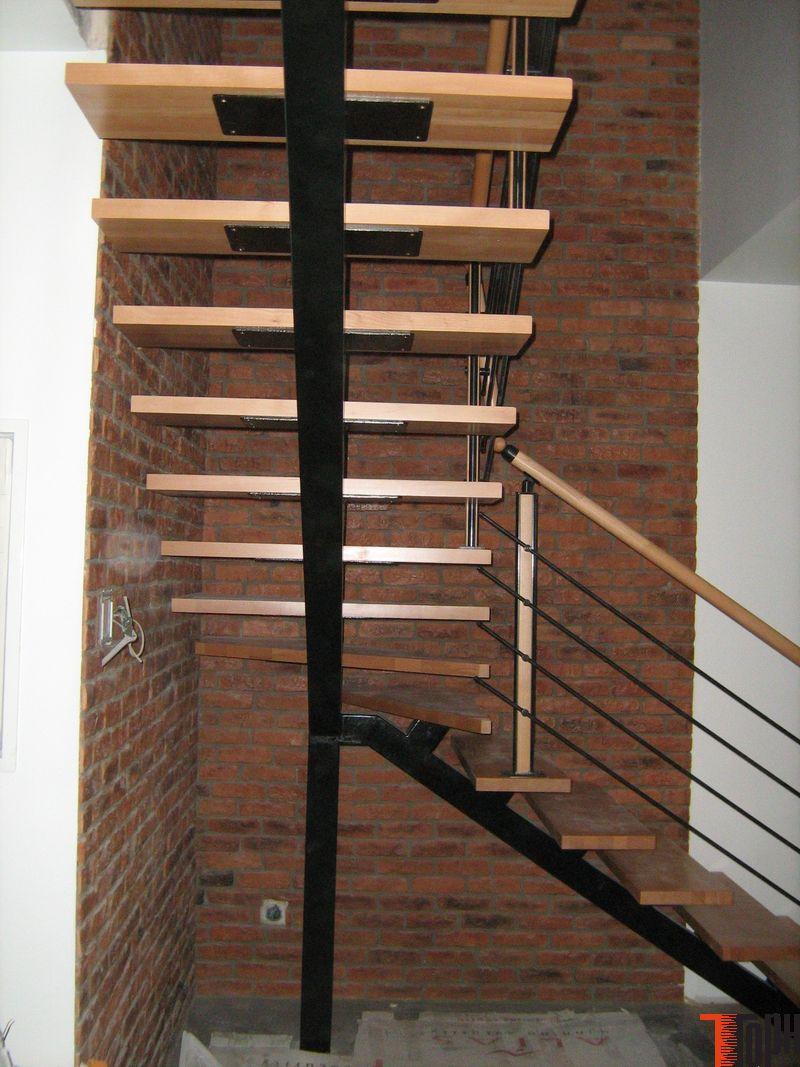 Лестницы из металлокаркаса своими руками